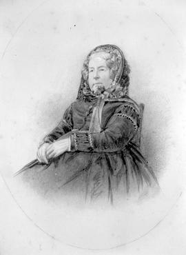 Mrs. William Trutch; born 6 Nov 1799; mother of John, Joseph, and Mrs. Peter O'Reilly; nee C...