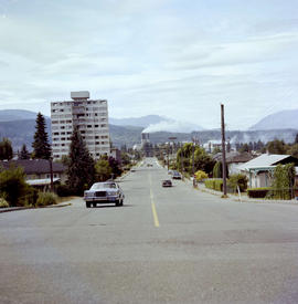 Street In Port Alberni