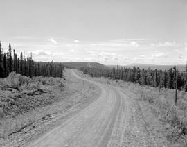 Alaska Highway, Mile 189.5 Southeast