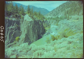 Bridge River, Lillooet