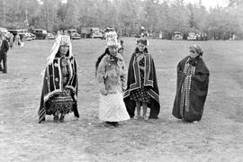 Dance By Carrier Indians; Hagwilget.