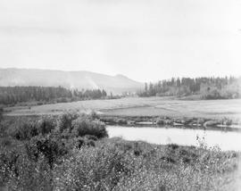 Woodjam Ranch, Upper Horsefly River, Cariboo District.