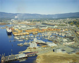 Harbour Port Alberni
