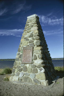 Cairn At Fort St. James