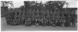 103rd Battalion, officers