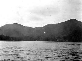 Jedway in the Queen Charlotte Islands