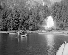 Chatterbox Falls, Princess Louisa Inlet