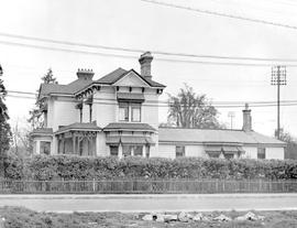 The John Teague home at Cook and Caledonia, Victoria.