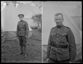 143rd Battalion portraits