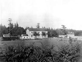 Kenneth McKenzie's home, Craigflower Farm; Gorge Waterway, Victoria.