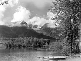 Kathlyn Lake Near Smithers