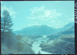 Fraser River At Lillooet