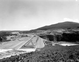 Peace River Dam Construction