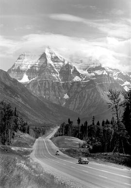 Mount Robson.