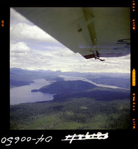 Quesnel Lake Looking East